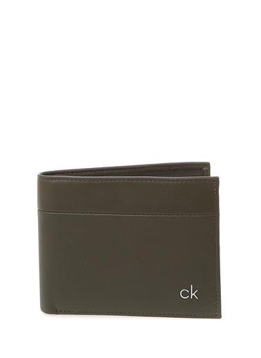 Calvin Klein Cüzdan Yeşil
